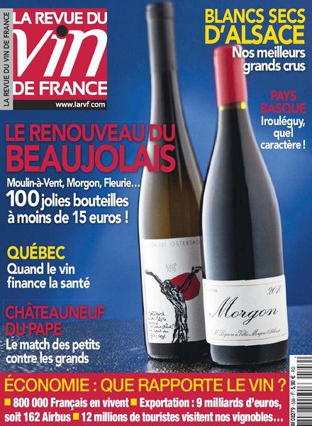 Download la revue du vin de france n 559 mars 2012 pdf for Revue vin de france