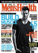 Men's Health Singapore - October 2013