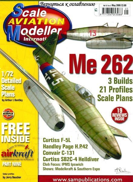 SCALE AVIATION MODELLER V12 N8 RAF VICTOR B.2 K.Mk.2_F-4G WW USAF_CANBERRA_Fa223