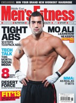 Middle East Men's Fitness Magazine - September 2013