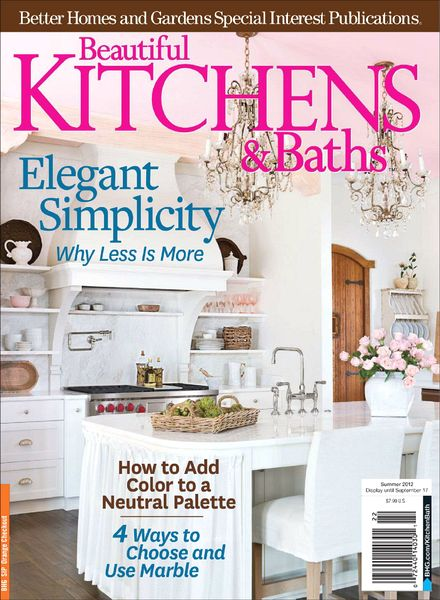 Download Beautiful Kitchens Baths Magazine Summer 2012