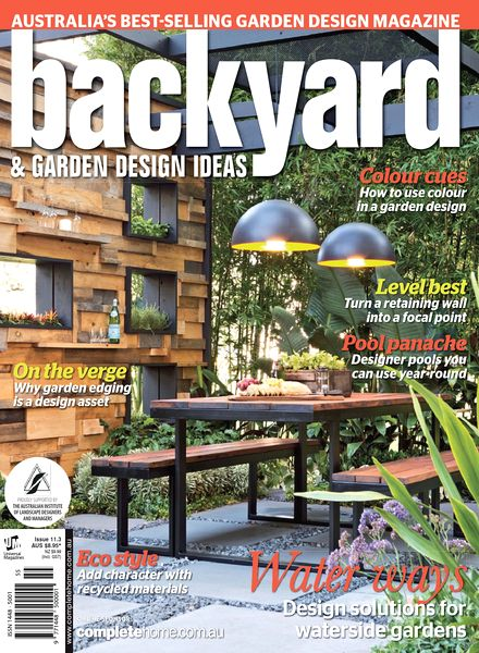 Download Backyard & Garden Design Ideas Magazine Issue 11
