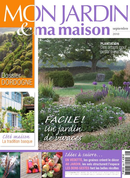 download mon jardin ma maison 608 pdf magazine. Black Bedroom Furniture Sets. Home Design Ideas