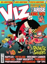 Viz UK - October 2012