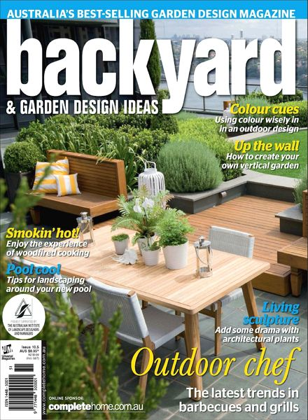 21 fantastic garden design magazine review for Garten design magazin