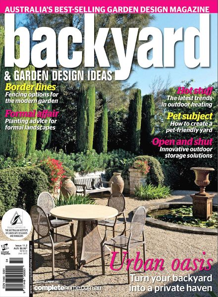 Download Backyard U0026 Garden Design Ideas Magazine Issue 11-2 - PDF Magazine