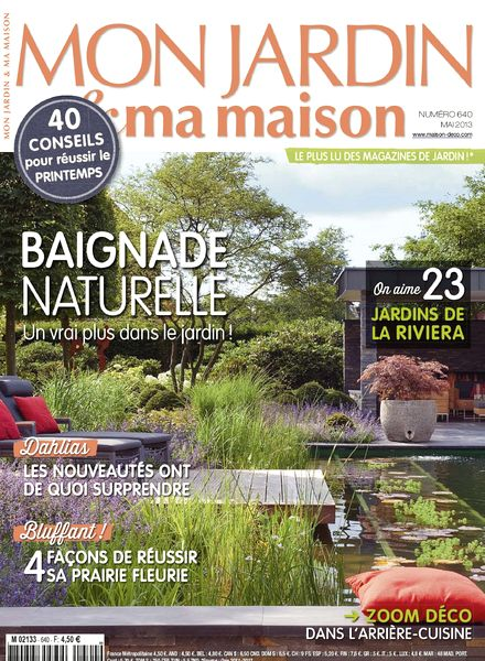 download mon jardin ma maison 2013 05 640 pdf magazine. Black Bedroom Furniture Sets. Home Design Ideas