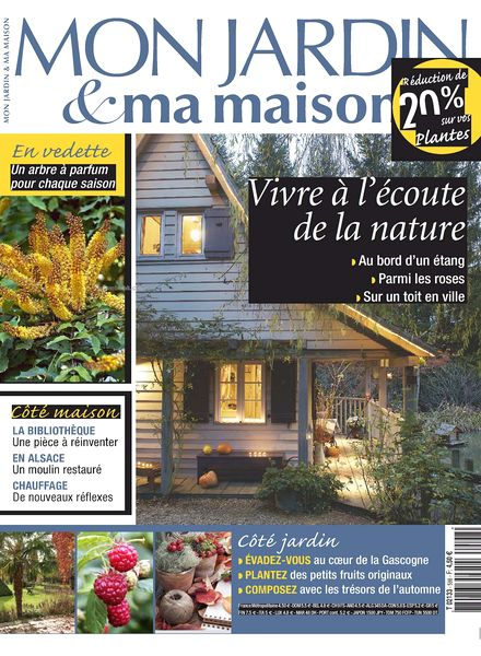 download mon jardin ma maison 598 pdf magazine. Black Bedroom Furniture Sets. Home Design Ideas