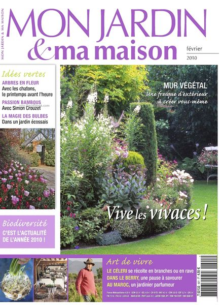 download mon jardin ma maison 601 pdf magazine. Black Bedroom Furniture Sets. Home Design Ideas
