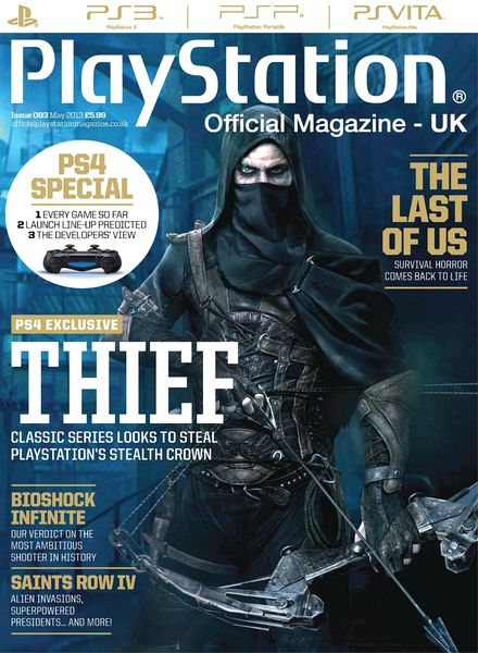 Download PlayStation Official Magazine UK – May 2013 - PDF Magazine