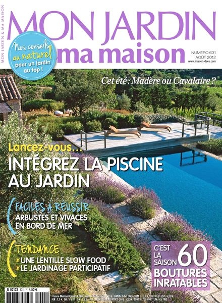 Download mon jardin ma maison 2012 08 631 pdf magazine for Magazine maison jardin