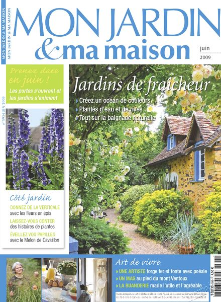 Download mon jardin ma maison 593 pdf magazine for Magazine maison jardin