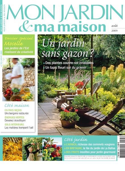 Download mon jardin ma maison 595 pdf magazine for Magazine maison jardin