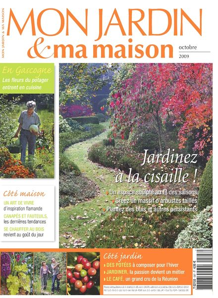 Download mon jardin ma maison 597 pdf magazine for Magazine maison jardin