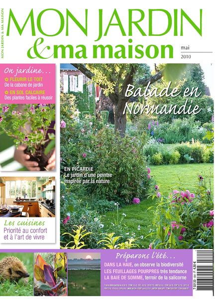 Download mon jardin ma maison 604 pdf magazine for Magazine maison jardin