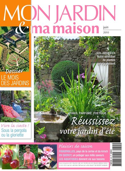 Download mon jardin ma maison 605 pdf magazine for Magazine maison jardin