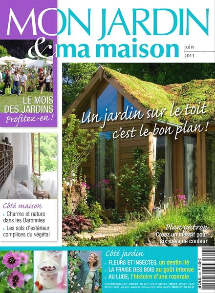 download mon jardin ma maison 617 pdf magazine. Black Bedroom Furniture Sets. Home Design Ideas