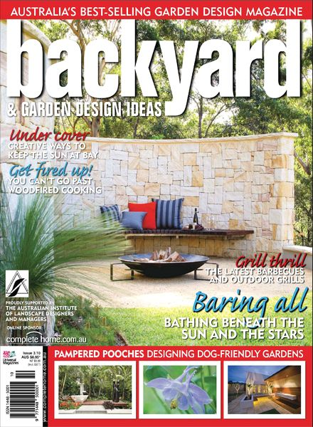 Plain Backyard Garden Design Ideas For Inspiration Article