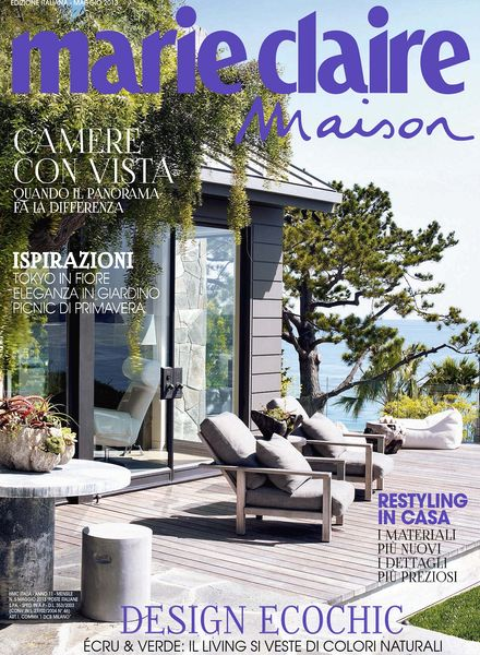 download marie claire maison italia maggio 2013 pdf. Black Bedroom Furniture Sets. Home Design Ideas