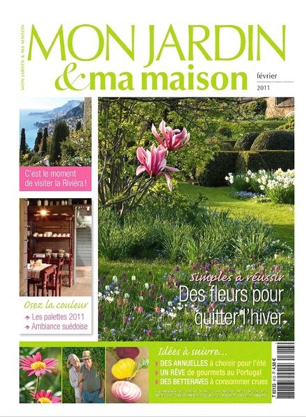 download mon jardin ma maison 613 pdf magazine. Black Bedroom Furniture Sets. Home Design Ideas