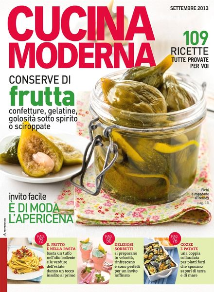 Download cucina moderna settembre 2013 pdf magazine for Cucina moderna magazine