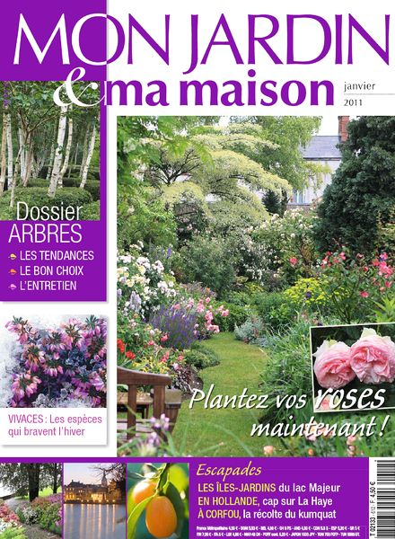 download mon jardin ma maison 612 pdf magazine. Black Bedroom Furniture Sets. Home Design Ideas
