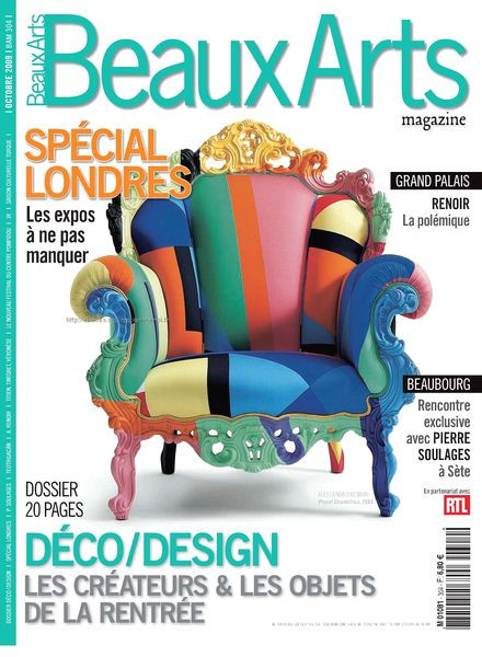 download beaux arts magazine issue 304 pdf magazine. Black Bedroom Furniture Sets. Home Design Ideas