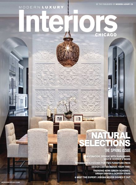 Download modern luxury interiors chicago magazine spring 2013 pdf magazine Interior magazine