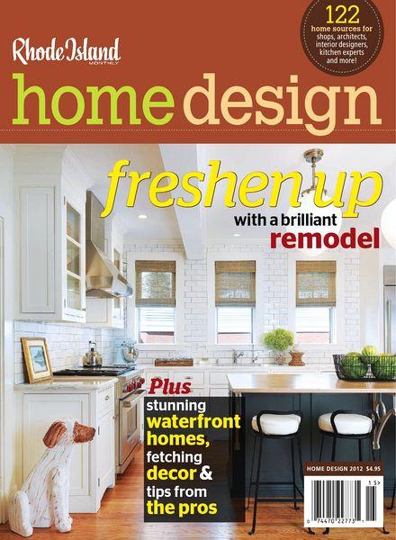 Download Rhode Island Home Design 2012 PDF Magazine