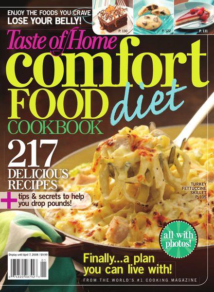 Taste Of Home Comfort Food Diet Pdf