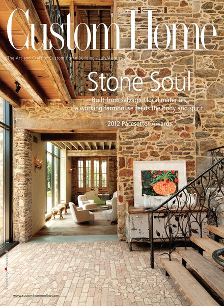 Download Custom Home July August 2012 PDF Magazine