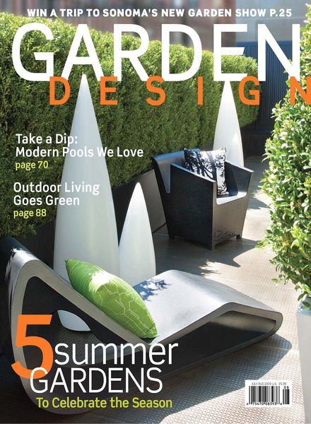 Download garden design july august 2009 pdf magazine for August garden designs