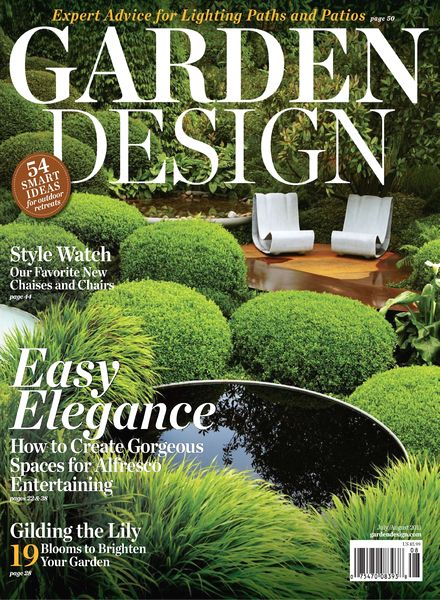 Download garden design july august 2011 pdf magazine for August garden designs