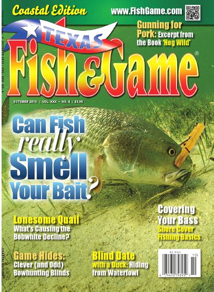 Download texas fishing and hunting october 2013 pdf for Hunting and fishing magazine