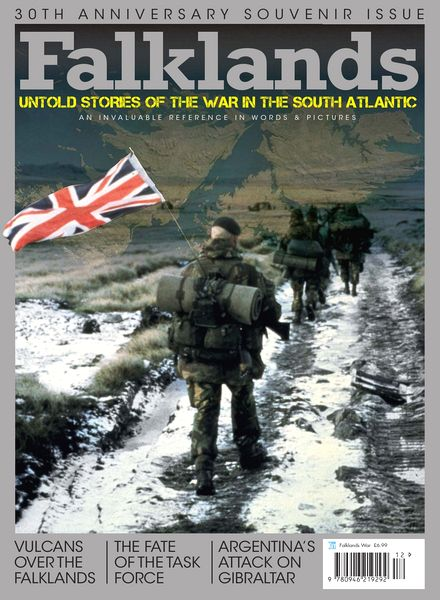 Britain At War Special Edition - Falklands, Untold Stories of the War in the South Atlantic