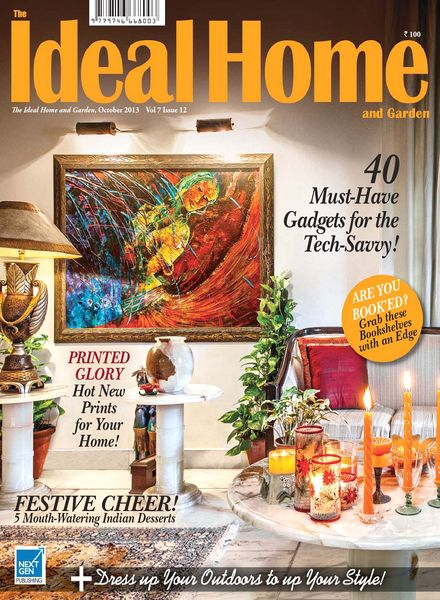 Download The Ideal Home And Garden Magazine October 2013