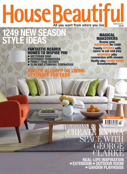 Download House Beautiful Uk March 2011 Pdf Magazine