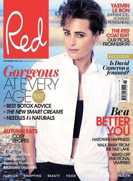 Red UK - November 2013