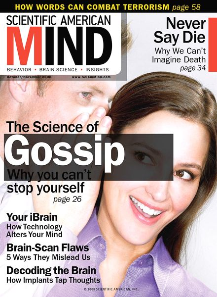 In , with brain science rapidly advancing and gaining popular interest, Scientific American launched Scientific American MIND, a bimonthly popular science magazine concentrating on the biggest.