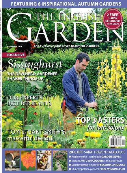 Download The English Garden Magazine November 2013 PDF Magazine