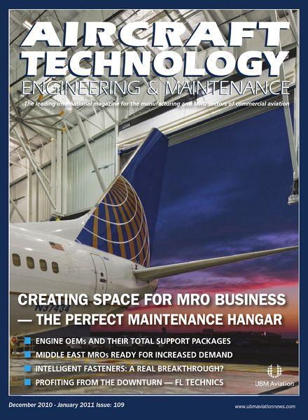 aircraft technology engineering  maintenance december  january