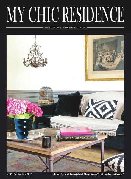 download my chic residence septembre 2013 pdf magazine. Black Bedroom Furniture Sets. Home Design Ideas