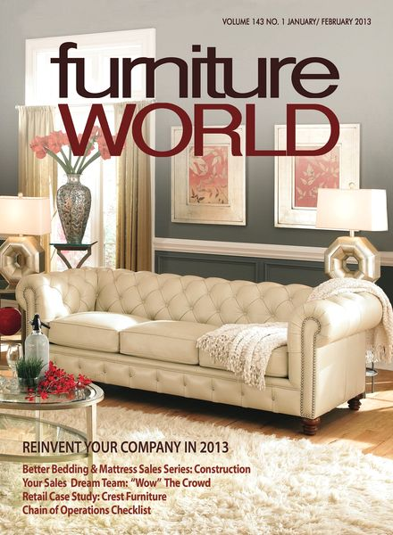 Download Furniture World Januaryfebruary 2013 Pdf Magazine