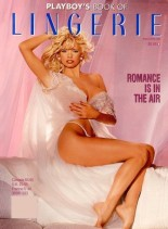 Playboy's Book Of Lingerie - March-April 1993