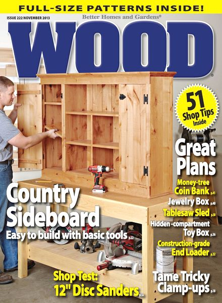 Where to get Woodworking magazine pdf | Best wood idea