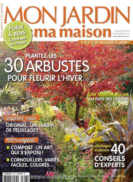 Download mon jardin ma maison n 646 novembre 2013 for Magazine ma maison