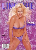 Playboy's Book Of Lingerie - March-April 2002