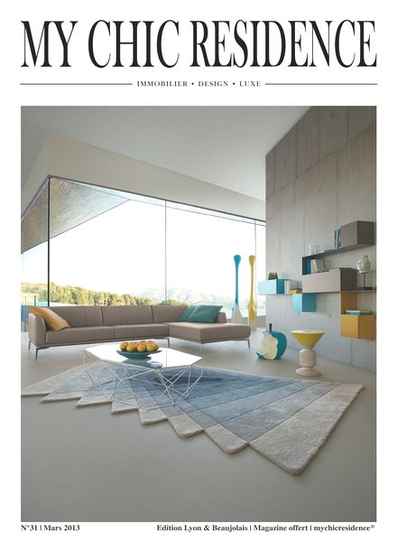 download my chic residence mars 2013 pdf magazine. Black Bedroom Furniture Sets. Home Design Ideas