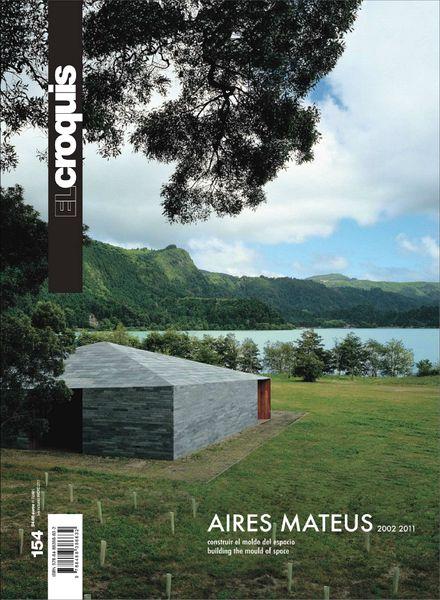 Download el croquis 154 aires mateus 2002 2011 pdf magazine for El croquis pdf