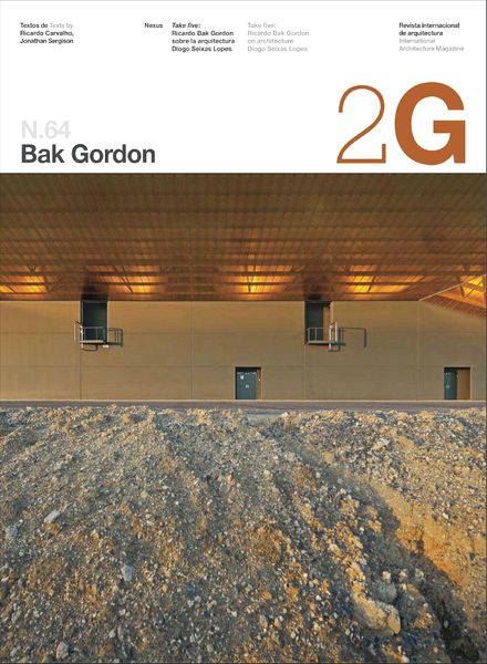 Download 2g international architecture magazine n 64 pdf for Architecture 2g